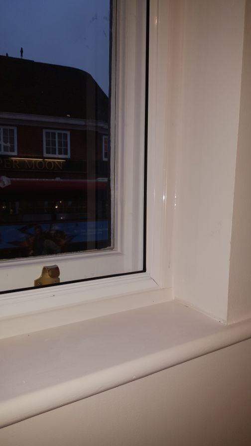 Secondary glazing